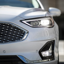 Ford Fusion best-quality new cars