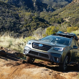 Subaru Outback brand loyalty