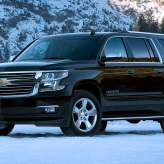 Chevrolet Suburban most-durable vehicle