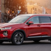 Hyundai Santa Fe best, most popular midsize SUVs