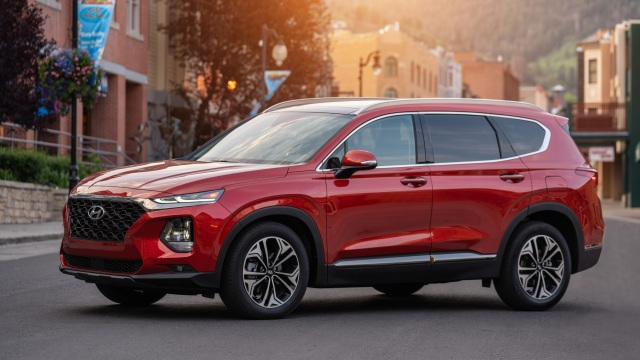 Hyundai Santa Fe best, most popular midsize SUVs
