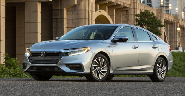 Honda Usa Cars >> Honda Clarity Fit Insight Among 25 Ideal 2019 Vehicles