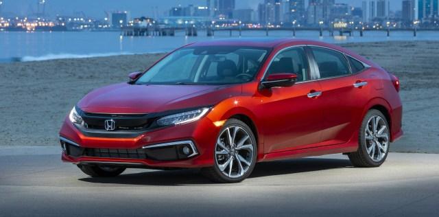 Honda Civic among top-rated cars of 2020