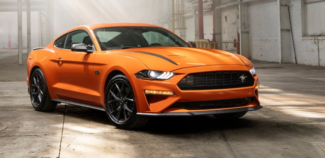 Ford Mustang among top-rated cars of 2020