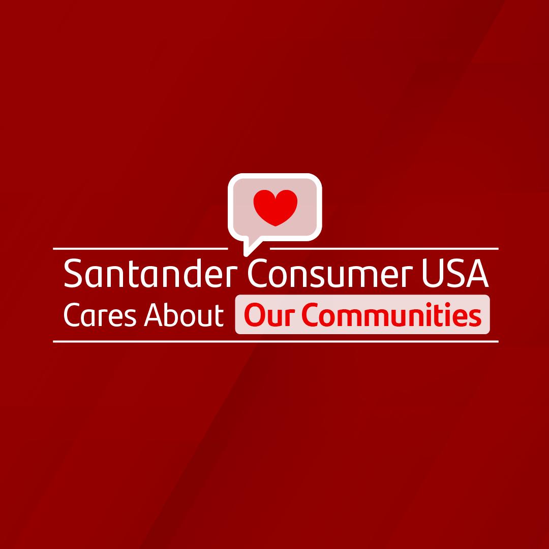 Foundation focuses first round of community donations on Coronavirus relief  - Santander Consumer USA