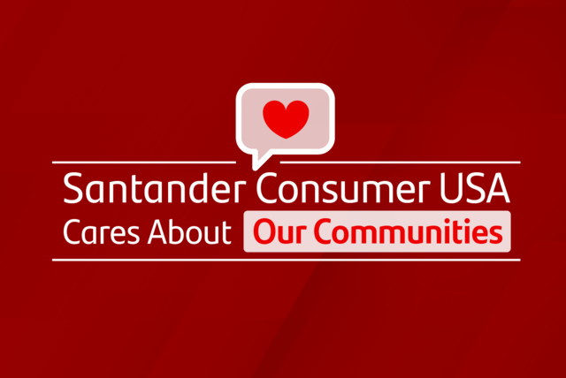 Santander Cares graphic