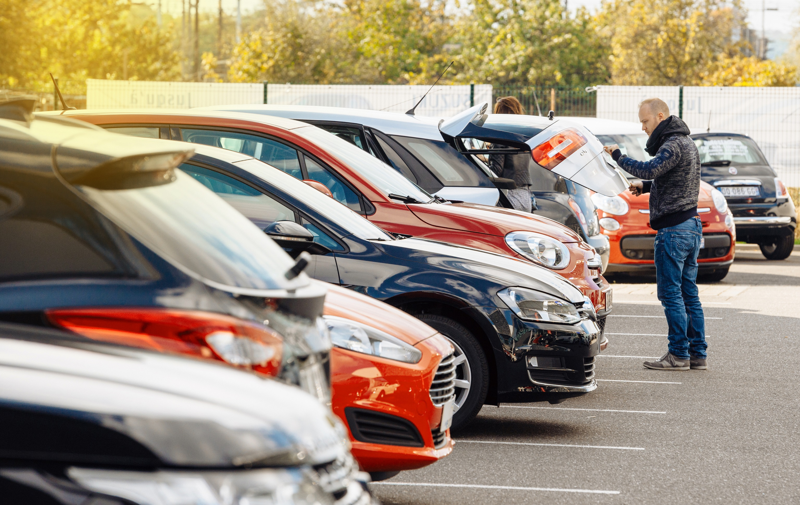 Why this is the best time of year to buy a used car