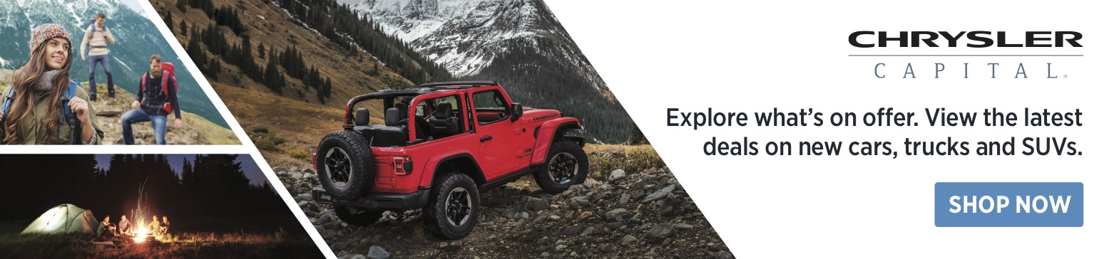 View current incentives on new Jeep Wranglers, Gladiators, and more