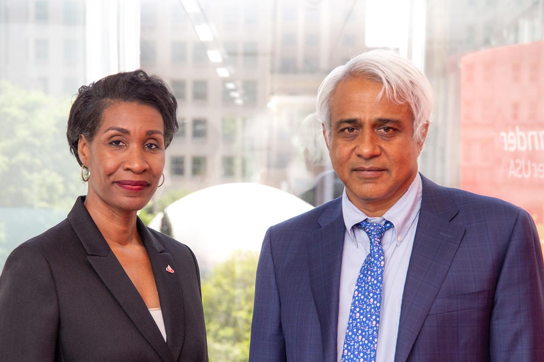 Virnitia Hendricks and Mahesh Aditya