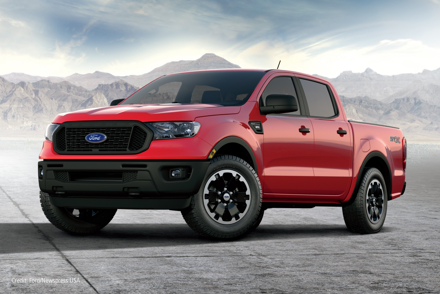 Special Edition Ford Ranger