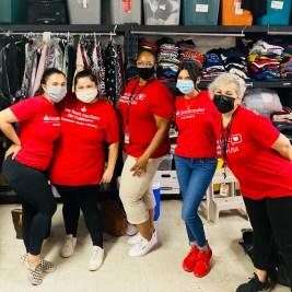 SC volunteers help homeless families